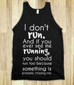 I can do Pilates, Spin, Barre, TRX & Yoga all day. But you will not catch - Humor Fun Funny Tank Tops, Funny Shirts, Tee Shirts, Kids Shirts, Sarcastic Shirts, Funny Sweatshirts, Funny Running Shirts, Math Shirts, Funny T Shirt Sayings