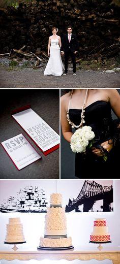 #wedding #bridesmaids #navy