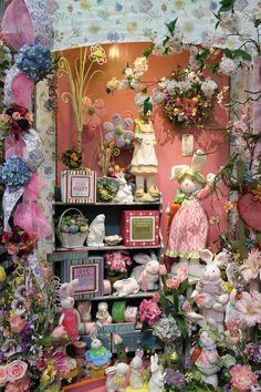 "Easter Party ""The Decorator's Super Warehouse""  Santa Ana, Ca, San Diego, Ca Online www.shinodadesigncenter.net"