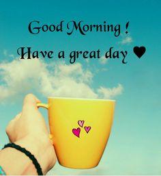 Good morning ♡♡