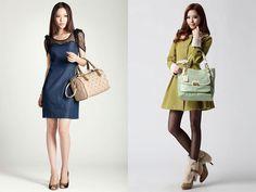 Chọn túi xách thời trang