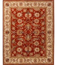 Shop for Jaipur Mythos Selene Red/Taupe MY04 9' x 12' Rectangular Area Rug. On sale for $905.35. get Extra 25% OFF with Coupon Code: GONINJA25.