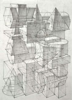Vrezki Geometricheskih Tel Construction Pinterest Drawings