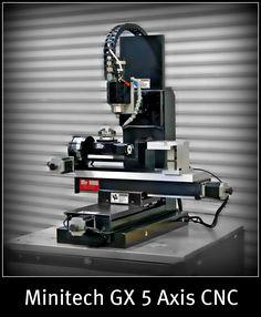 Mini-Mill 3 | Minitech CNC Machines- CALL 702-612-5534