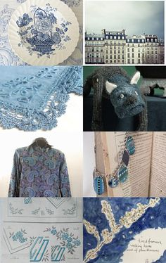 I've Got The Blues by Linda --Pinned with TreasuryPin.com