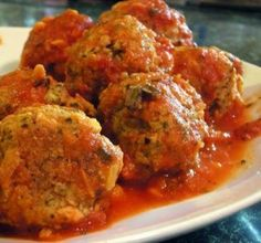 Rick Bayless' Chipotle Meatballs