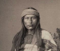 Cochise Bio - Apache Chief