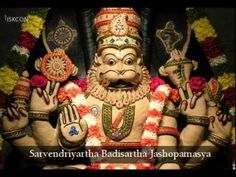 Lakshmi Narasimha Stotram | team has made this video of Sri Lakshmi Narasimha Karavalamba stotram ...