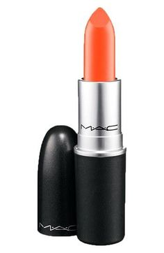MAC Lipstick: All About Orange