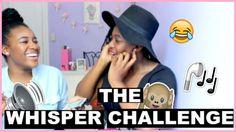 The Whisper Challenge| Sarah Farma ♡