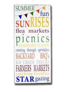 summer fun - Barn Owl Primitives  - 1
