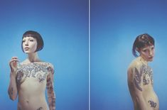 Thought-Provoking Nude Photos That Challenge Conventional Ideas About Attractiveness [NSFW]