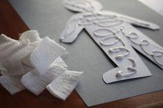 delicateCONSTRUCTION: 5 Easy Halloween Kid's Crafts