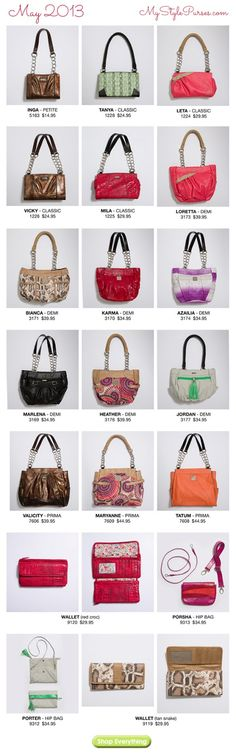 The Miche May 2017 Product Release At Mystylepurses Blo Hip Bag Bagtypes Of Handbagsgoing Out Businesssummer