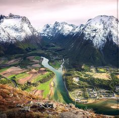 These mountains play a big role in the story because he has to ski on them for missions and to get away from Germans.