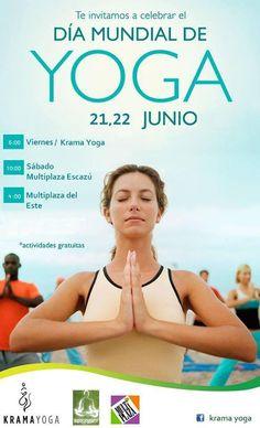 Día Mundial de Yoga  costaricagratis.com