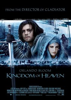 Kingdom of Heaven Extended Director's Cut 20015 - Quite possibly one of the best movies ever made.