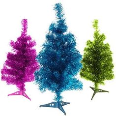Kerstboom lametta 50 cm