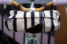 Alexandra Cassaniti: Bicycle Bag