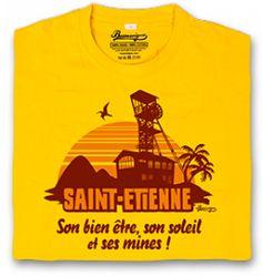 Saint-Étienne, son bien être, son soleil et ses mines ! - Beauseigne