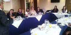 Primer Desayuno literario en Bogotá, Colombia  organizado por Maritza Mejía #LuzDelMes. Entrevista #MiLibroHispano.