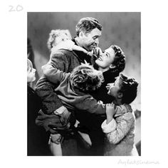 It's a Wonderful Life (1946)  RKO Pictures/Courtesy Neal Peters Collection  Director:FrankCapra  Cast: James Stewart Donna Reed  Domestic lifetime gross(adjusted for inflation 2014): No numbers available  Famous quote:Teacher says every time a bell rings an angel gets his wings.ZuzuBailey  It wasCapra'sfavorite and Stewart's too but it bombed when it first was released. Like George Bailey though it got a second chance becoming a holiday classic thanks to endless Christmas TV showings…