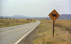 """Route 66 - New Mexico Highway. """"The Fine Art Photography of Frank Romeo."""""""