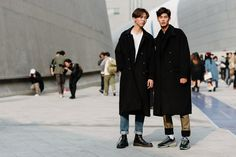 seoul fashion week street style / ophen28 / joo woo jae
