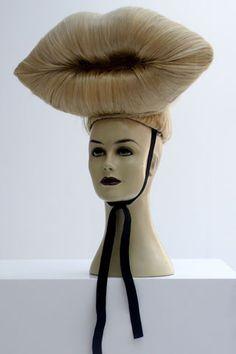 SHOWstudio headwear exhibition (Vogue.com UK)