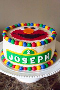 38 Best Elmo Birthday Cake Images Elmo Cake Elmo Party Fondant Cakes