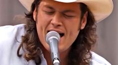 Country Music Lyrics - Quotes - Songs Modern country - Full-Mullet Blake Shelton Sings Smooth Acoustic 'Ol Red' In Throwback Video - Youtube Music Videos http://countryrebel.com/blogs/videos/full-mullet-blake-shelton-sings-smooth-acoustic-ol-red-in-throwback-video