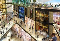 Centre commercial Prado, Marseille