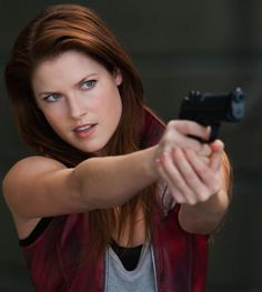 Claire Redfield : Resident Evil extinction & Resident Evil afterlife