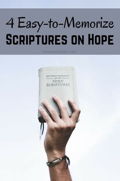 4 Easy-to-Memorize Verses on Hope Foster Parenting, Single Parenting, Parenting Hacks, Scriptures, Bible Verses, Hope Scripture, Bible Verse Memorization, Hope In God, Trying To Conceive