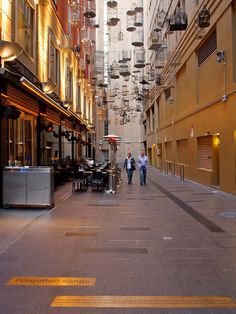 Sydney's Laneway Revitalisation projects win the Australian Award for Urban Design   Architecture And Design