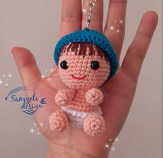 Best Free amigurumi bebe Thoughts This start with the Basic Miffy Amigurumi Crochet Kit and XL Miffy Amigurumi Crochet Kit found Sewn & Story's ven Crochet Doll Clothes, Crochet Dolls, Crochet Baby, Free Crochet, Crochet Keychain Pattern, Crochet Bunny Pattern, Crochet Patterns Amigurumi, Crochet Mobile, Crochet Gifts
