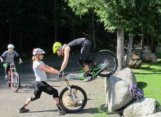How To: Building strength for mountain biking