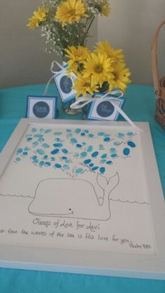 Able Fingerprint Guest Book