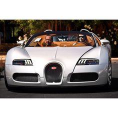 Superb Bugatti Veyron with brown interior! Very Nice!
