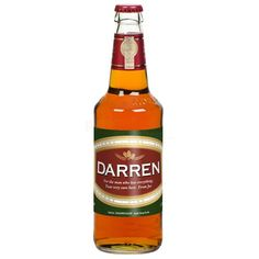 Personalised Beer - Modern Label  from Personalised Gifts Shop - ONLY £14.95
