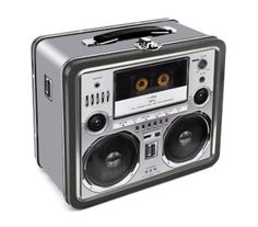 Aquarius Boombox Tin Lunch Box | Gadgets, Gifts and Lifestyle for the rest of us. BOXIBRAINGadgets, Gifts and Lifestyle for the rest of us. ...