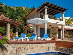 Wow!! Beautiful rental in Cabo!! Cabo San Lucas House Rental: Hacienda Marina View | HomeAway Luxury Rentals