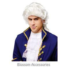 George Washington Wig  #hairextensions #virginhair  #humanhair #remyhair
