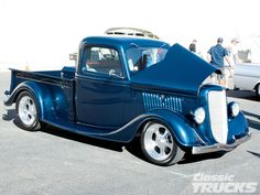 1935 Ford Pickup.