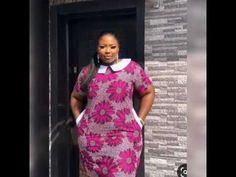 Short African Dresses, Latest African Fashion Dresses, African Print Dresses, African Print Fashion, Africa Fashion, African Attire, African Wear, Ankara Stil, Ankara Gown Styles