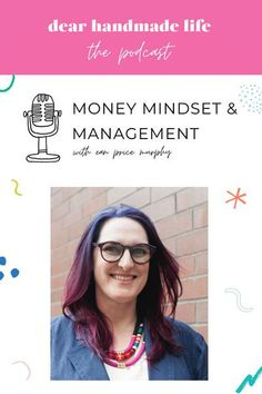 Today on our podcast, I'm chatting with bookkeeper and financial coach Ean of Moxie Bookkeeping about money mindset shifts and financial management techniques and actions we can take right now to improve our relationship with money and our bottom line. Business Tips, Mindset, Management, Relationship, Money, Handmade, Life, Attitude, Hand Made