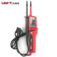 UNI-T UT15C Waterproof AC Multi-function Voltage Detectors Voltmeter Positive & Negative Tester #Affiliate