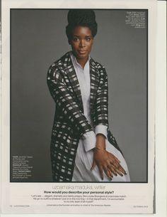October 2014 Lucky Magazine, October 2014