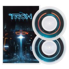 "Tron Legacy Translucence 10"" Vinyl and Poster Bundle"