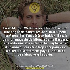 Paul Walker, Good To Know, Did You Know, Rap City, Quotations, Fun Facts, Affirmations, Real Life, Psychology